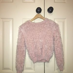FOREVER 21 Very Soft Pink Sweater